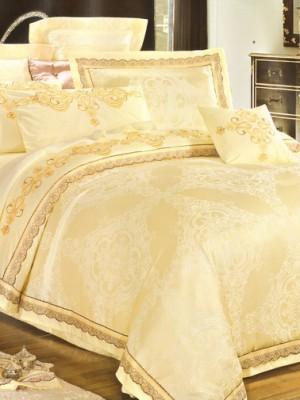 Комплект постельного белья сатин-жаккард TJ111-499