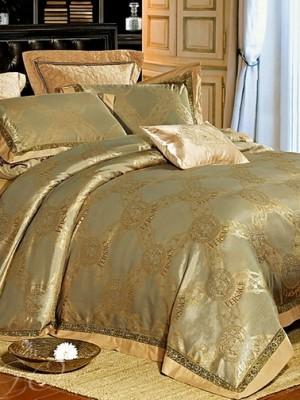 Комплект постельного белья сатин-жаккард TJ111-447