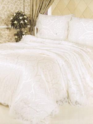 Комплект постельного белья сатин-жаккард  TJ600-014