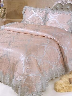 Комплект постельного белья сатин-жаккард  TJ600-015