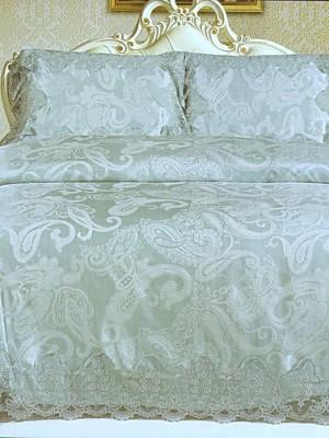Комплект постельного белья сатин-жаккард  TJ600-018