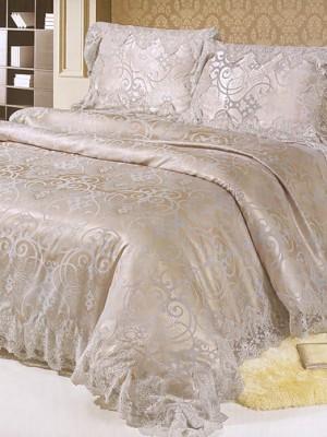 Комплект постельного белья сатин-жаккард  TJ600-019