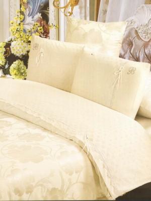 Комплект постельного белья сатин-жаккард  TJ600B-025