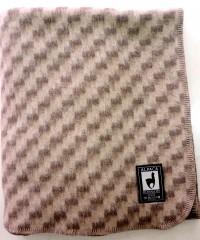 Одеяло INCALPACA (55% шерсть альпака, 45% шерсть мериноса) OA-5 Размер 195х215