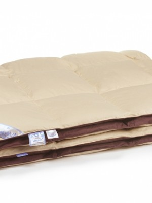 Одеяло кассетного типа пуховое Диалог Белашофф 140х205