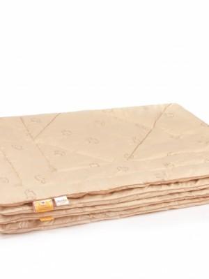 Одеяло верблюжья шерсть Всесезонное Белашофф 140х205