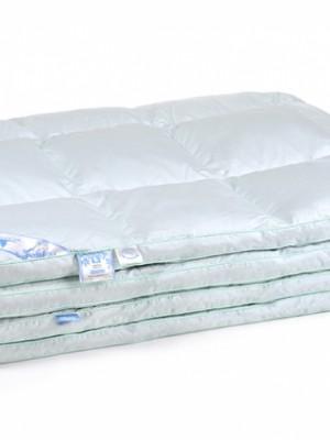 Одеяло кассетное пуховое Шарм Белашофф 140х205