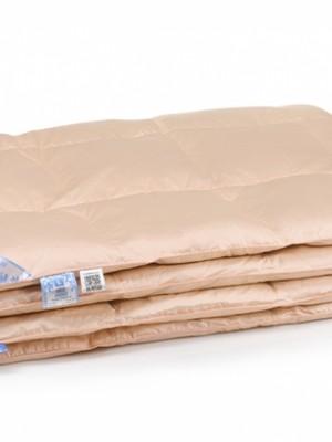Одеяло кассетное пуховое Белашофф 140х205