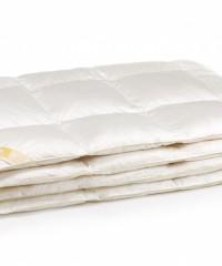 Одеяло кассетное пуховое Элита Белашофф 140х205