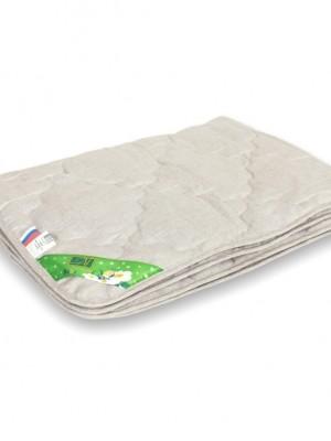 """Одеяло """"Лен"""" детское легкое 105х140"""