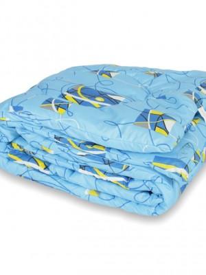 одеяло детское наполнитель синтепон 110х140