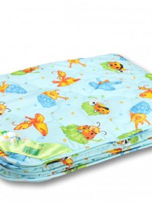 """Одеяло """"Светлячок"""" детское легкое 105х140"""