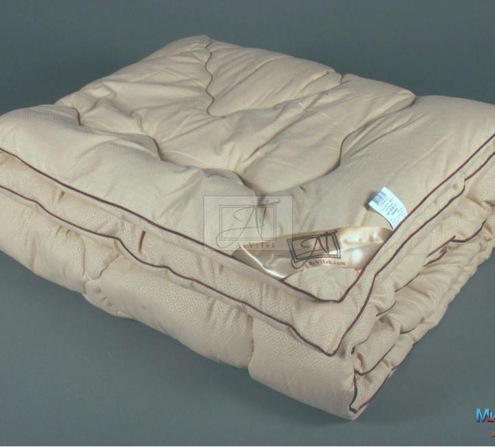 """Одеяло """"Сахара-Эко"""" Всесезонное 140х205 Альвитек Одеяла """"Верблюжья шерсть"""""""