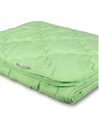 Одеяло бамбук микрофибра/полисатин лёгкое 200х220