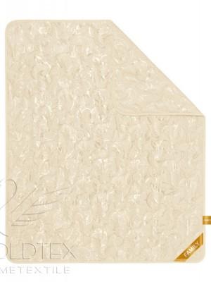Одеяло Шерсть мериноса FAMILY COLLECTION GoldTex 140х205