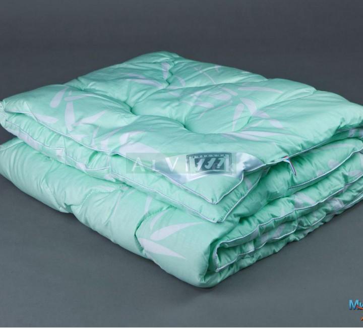 """Одеяло бамбук «Тёплое"""" 140х205 Альвитек Одеяла """"Бамбук"""""""