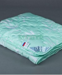 Одеяло бамбук всесезонное 140х205