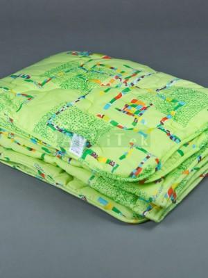 Одеяло холфит лёгкое 140х205