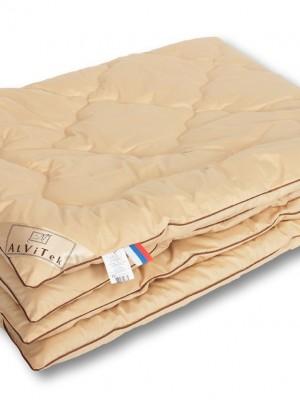Одеяло «Гоби» Верблюжий пух Тёплое 140х205