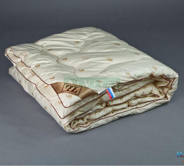 """Одеяло """"Сахара"""" Тёплое 200х220 Альвитек Одеяла"""