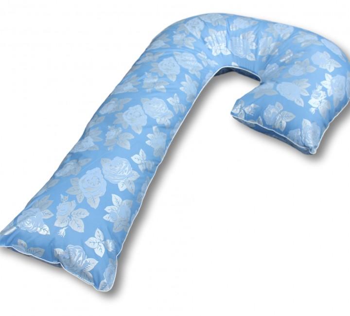 Подушка для беременных форма J  Альвитек Подушки
