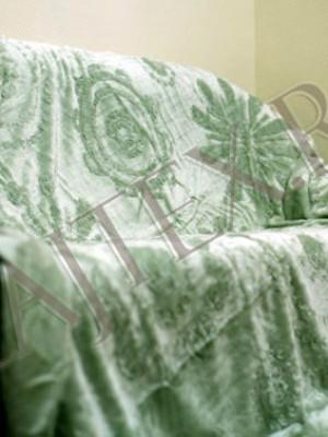 """Ромашка зеленая арт.22540 (HJT09-041) 220х240 П-ло """"Норка"""""""