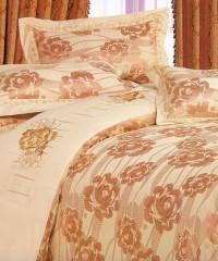 АРТ. TJ112-17 КОД1035 Комплект постельного белья сатин жаккард Танго