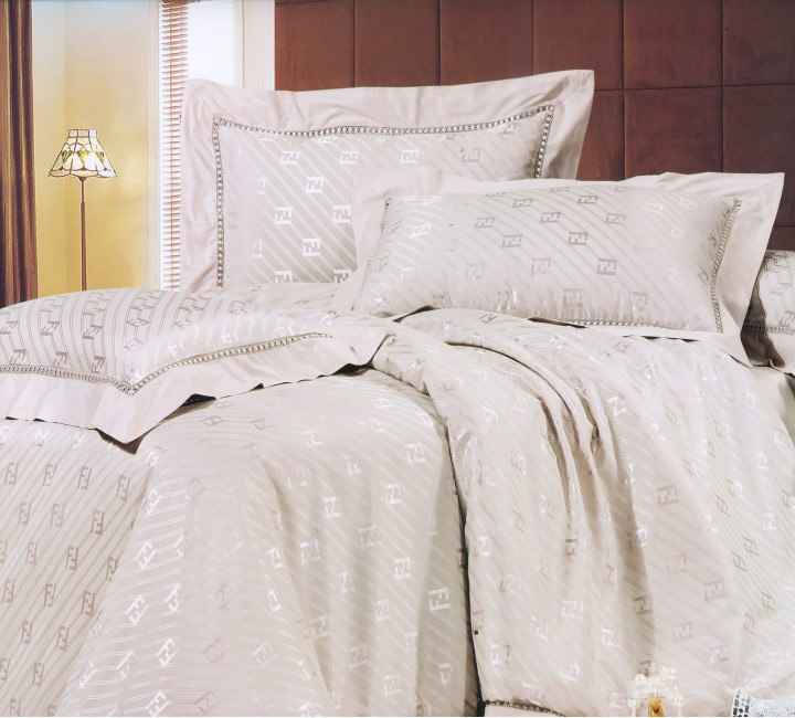 АРТ. TJ300-01 КОД1034 Комплект постельного белья сатин жаккард Танго