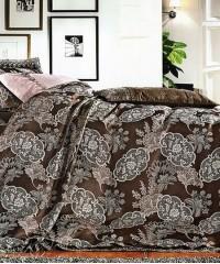 АРТ. TJ300-1 КОД1022 Комплект постельного белья сатин жаккард Танго