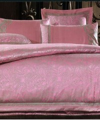 АРТ. TJ300-42 КОД1022 Комплект постельного белья сатин жаккард Танго