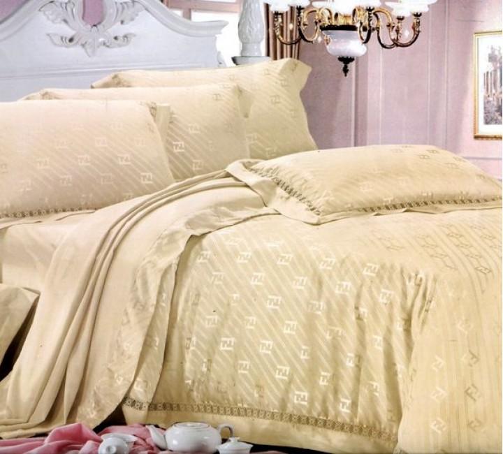 АРТ. TJ300-07 КОД1034 Комплект постельного белья сатин жаккард Танго