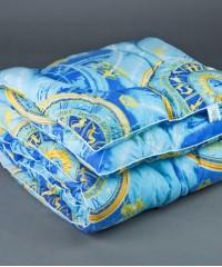 """Одеяло холфит """"Традиция"""" тёплое 172х205"""