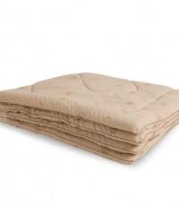 """Одеяло """"Полли"""" 200х220 овечья шерсть теплое Легкие сны"""