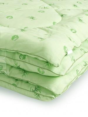 """Одеяло """"Бамбук"""" 172х205 бамбуковое волокно теплое Легкие сны"""