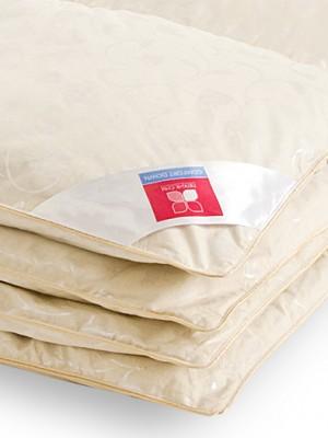 """Одеяло кассетное """"Камелия"""" 140х205 теплое Легкие Сны"""