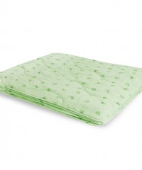 """Одеяло """"Бамбук"""" 140х205 бамбуковое волокно легкое Легкие сны"""