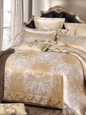 JC-120 Комплект постельного белья Сатин-жаккард (Семейный размер)
