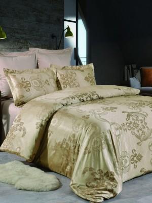 JC-51 Комплект постельного белья Сатин-жаккард (1,5 спальный)