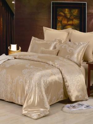 JC-30 Комплект постельного белья Сатин-жаккард (1,5 спальный)