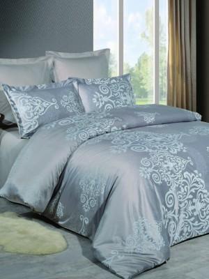 JC-52 Комплект постельного белья Сатин-жаккард (1,5 спальный)