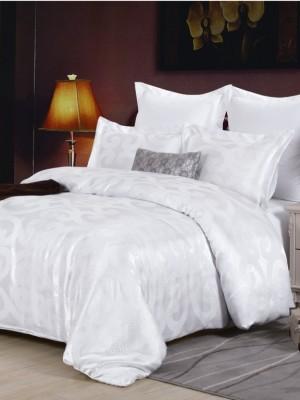JC-27 Комплект постельного белья Сатин-жаккард (1,5 спальный)
