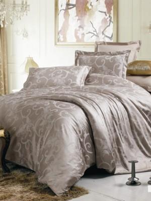 JC-05 Комплект постельного белья Сатин-жаккард (Семейный размер)
