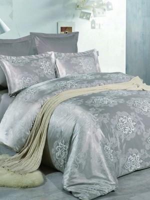 JC-50 Комплект постельного белья Сатин-жаккард (Семейный размер)
