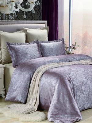JC-126 Комплект постельного белья Сатин-жаккард (1,5 спальный)