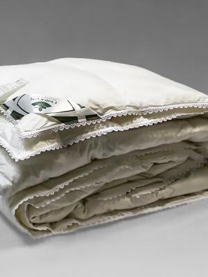 """Одеяло кассетное пуховое """"Идеальное приданое"""" 1,5 спальное"""