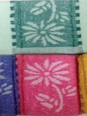 878-20 Цветочек М 32х70 (12шт) Полотенце Winnipool