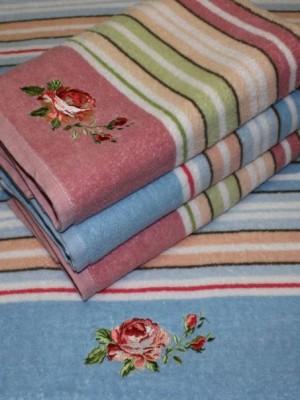 Лаура 45х90(12 ШТ) полотенце 13-151