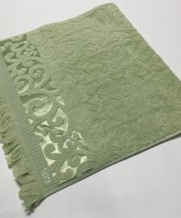 Фисташка Premiata 70х130 хлопок М полотенце (1шт) Фиеста