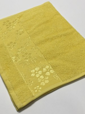 Желтый ELARA 30х50 хлопок М полотенце (1шт) Фиеста