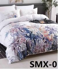 SMX-16 Комплект постельного белья Евро размера из Сатина премиум
